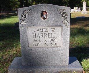 HARRELL, JAMES W - Cass County, Texas   JAMES W HARRELL - Texas Gravestone Photos