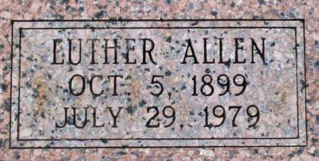 HAYDEN, LUTHER ALLEN (CLOSE UP) - Cass County, Texas | LUTHER ALLEN (CLOSE UP) HAYDEN - Texas Gravestone Photos