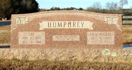 HUMPHREY, ELLA - Cass County, Texas | ELLA HUMPHREY - Texas Gravestone Photos