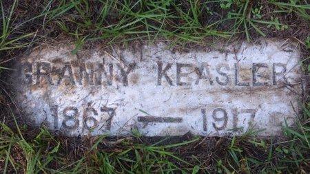 KEASLER, GRANNY - Cass County, Texas | GRANNY KEASLER - Texas Gravestone Photos