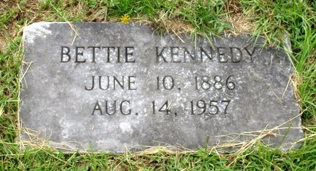 KENNEDY, BETTIE - Cass County, Texas   BETTIE KENNEDY - Texas Gravestone Photos