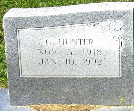 KENNEDY, C. HUNTER (CLOSE UP) - Cass County, Texas   C. HUNTER (CLOSE UP) KENNEDY - Texas Gravestone Photos