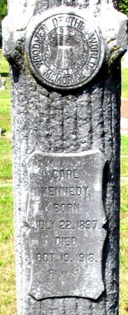 KENNEDY, CARL - Cass County, Texas | CARL KENNEDY - Texas Gravestone Photos