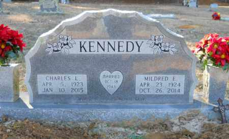 KENNEDY, MILDRED E - Cass County, Texas | MILDRED E KENNEDY - Texas Gravestone Photos