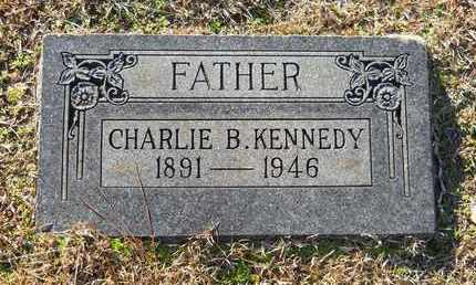 KENNEDY, CHARLIE B - Cass County, Texas   CHARLIE B KENNEDY - Texas Gravestone Photos
