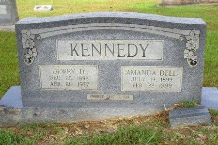 KENNEDY, DEWEY D.  - Cass County, Texas | DEWEY D.  KENNEDY - Texas Gravestone Photos