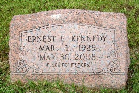 KENNEDY, ERNEST L. - Cass County, Texas | ERNEST L. KENNEDY - Texas Gravestone Photos