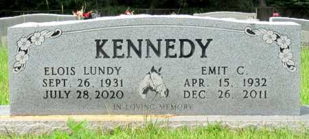 KENNEDY, EMIT C  - Cass County, Texas | EMIT C  KENNEDY - Texas Gravestone Photos