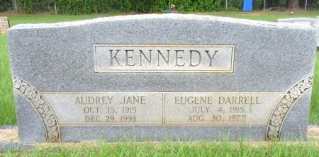 KENNEDY, AUDREY JANE  - Cass County, Texas | AUDREY JANE  KENNEDY - Texas Gravestone Photos