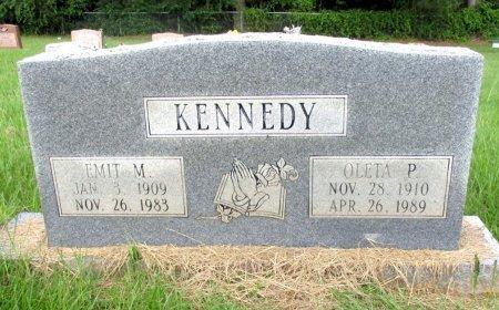 KENNEDY, OLETA  - Cass County, Texas | OLETA  KENNEDY - Texas Gravestone Photos