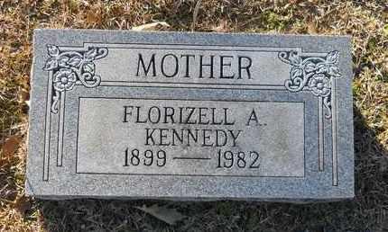 KENNEDY, FLORIZELL A - Cass County, Texas | FLORIZELL A KENNEDY - Texas Gravestone Photos