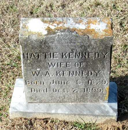 KENNEDY, HATTIE - Cass County, Texas   HATTIE KENNEDY - Texas Gravestone Photos