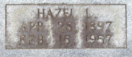 KENNEDY, HAZEL L. (CLOSE UP) - Cass County, Texas | HAZEL L. (CLOSE UP) KENNEDY - Texas Gravestone Photos