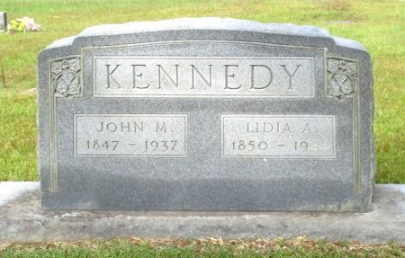 KENNEDY, JOHN M.  - Cass County, Texas | JOHN M.  KENNEDY - Texas Gravestone Photos