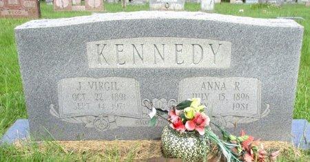 KENNEDY, J. VIRGIL - Cass County, Texas | J. VIRGIL KENNEDY - Texas Gravestone Photos