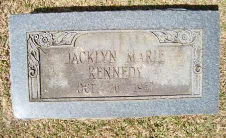 KENNEDY, JACKLYN MARIE - Cass County, Texas | JACKLYN MARIE KENNEDY - Texas Gravestone Photos
