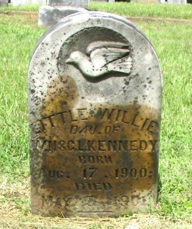 KENNEDY, WILLIE - Cass County, Texas | WILLIE KENNEDY - Texas Gravestone Photos