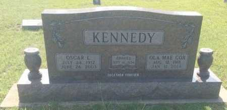 KENNEDY, OLA MAE - Cass County, Texas | OLA MAE KENNEDY - Texas Gravestone Photos