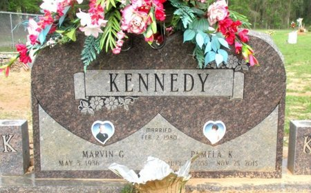KENNEDY, PAM  - Cass County, Texas | PAM  KENNEDY - Texas Gravestone Photos