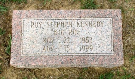KENNEDY, ROY STEPHEN  - Cass County, Texas | ROY STEPHEN  KENNEDY - Texas Gravestone Photos