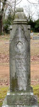 KENNEDY, THOMAS O. - Cass County, Texas | THOMAS O. KENNEDY - Texas Gravestone Photos
