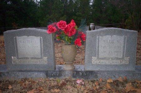 KENNEDY, WALTER L - Cass County, Texas | WALTER L KENNEDY - Texas Gravestone Photos