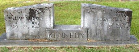 KENNEDY, ROSA MELL  - Cass County, Texas | ROSA MELL  KENNEDY - Texas Gravestone Photos