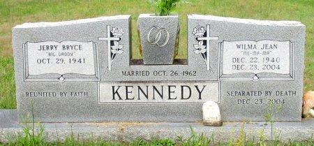 KENNEDY, WILMA JEAN  - Cass County, Texas | WILMA JEAN  KENNEDY - Texas Gravestone Photos