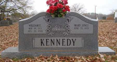 KENNEDY, WILLIAM E - Cass County, Texas | WILLIAM E KENNEDY - Texas Gravestone Photos