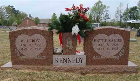 KENNEDY, HATTIE KAMIRE - Cass County, Texas | HATTIE KAMIRE KENNEDY - Texas Gravestone Photos