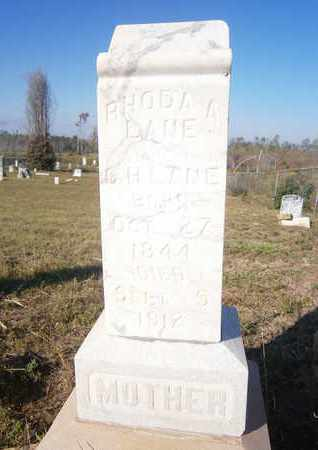 WILLIAMS LANE, RHODA A - Cass County, Texas | RHODA A WILLIAMS LANE - Texas Gravestone Photos