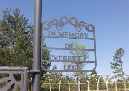 *MEMORIAL SIGN,  - Cass County, Texas    *MEMORIAL SIGN - Texas Gravestone Photos