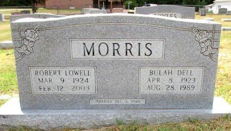 MORRIS, BULAH DELL  - Cass County, Texas | BULAH DELL  MORRIS - Texas Gravestone Photos