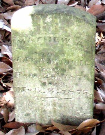 O'DELL, MATHEW A. - Cass County, Texas   MATHEW A. O'DELL - Texas Gravestone Photos