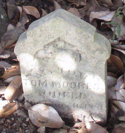 O'DELL, TOM MOORES - Cass County, Texas   TOM MOORES O'DELL - Texas Gravestone Photos