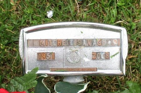 SAVAGE, MITCHELL (FHM) - Cass County, Texas | MITCHELL (FHM) SAVAGE - Texas Gravestone Photos