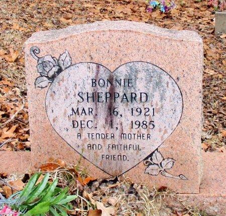 SHEPPARD, BONNIE  - Cass County, Texas | BONNIE  SHEPPARD - Texas Gravestone Photos