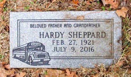SHEPPARD, HARDY  - Cass County, Texas | HARDY  SHEPPARD - Texas Gravestone Photos