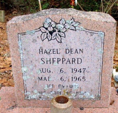 SHEPPARD, HAZEL DEAN  - Cass County, Texas | HAZEL DEAN  SHEPPARD - Texas Gravestone Photos