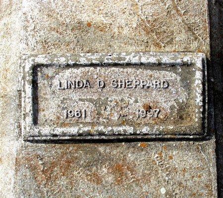 SHEPPARD, LINDA D. - Cass County, Texas   LINDA D. SHEPPARD - Texas Gravestone Photos