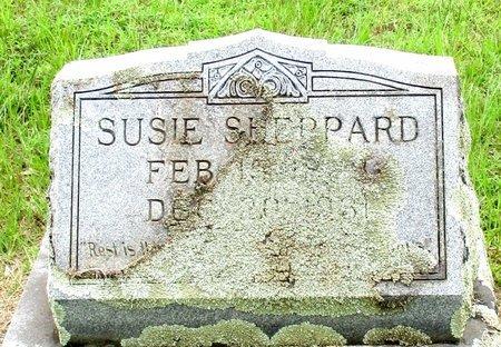 SHEPPARD, SUSIE - Cass County, Texas   SUSIE SHEPPARD - Texas Gravestone Photos