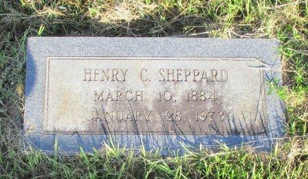 SHEPPARD, HENRY C. - Cass County, Texas   HENRY C. SHEPPARD - Texas Gravestone Photos