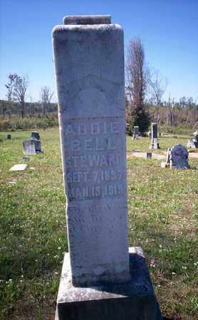 STEWART, ADDIE BELL - Cass County, Texas | ADDIE BELL STEWART - Texas Gravestone Photos