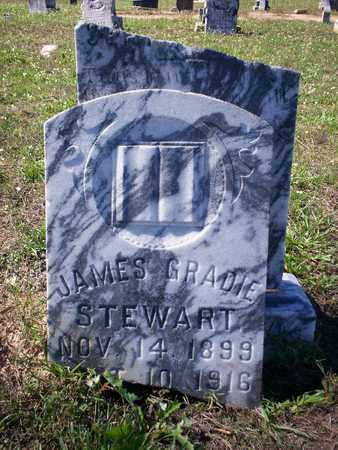STEWART, JAMES GRADIE - Cass County, Texas | JAMES GRADIE STEWART - Texas Gravestone Photos