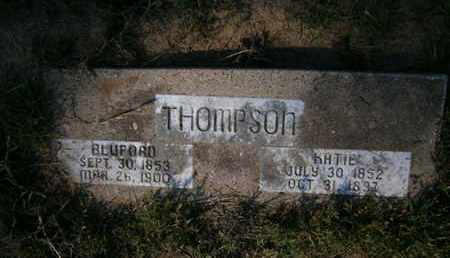 MARRETT THOMPSON, KATIE - Cass County, Texas | KATIE MARRETT THOMPSON - Texas Gravestone Photos
