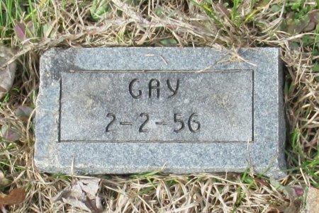 UNKNOWN, GAY - Cass County, Texas | GAY UNKNOWN - Texas Gravestone Photos