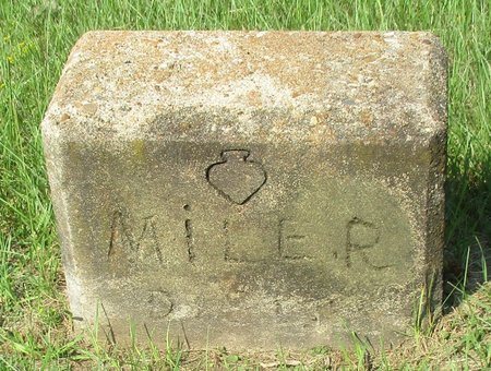 UNKNOWN, MILER - Cass County, Texas | MILER UNKNOWN - Texas Gravestone Photos