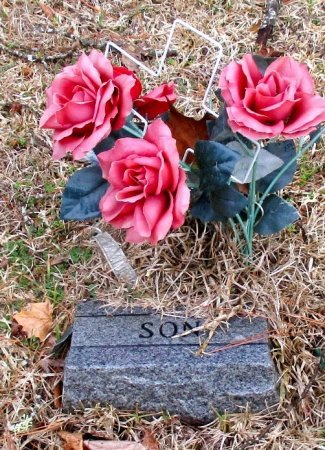 UNKNOWN, UNKNOWN SON - Cass County, Texas | UNKNOWN SON UNKNOWN - Texas Gravestone Photos