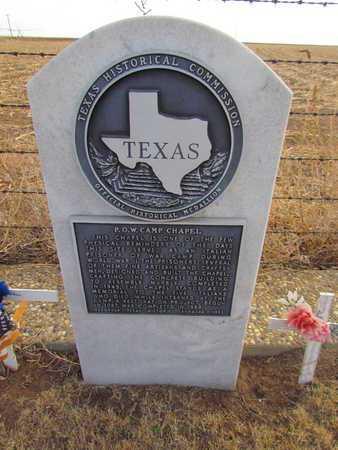 *HISTORIC MARKER,  - Castro County, Texas |  *HISTORIC MARKER - Texas Gravestone Photos