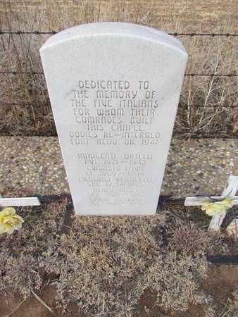 *MEMORIAL,  - Castro County, Texas    *MEMORIAL - Texas Gravestone Photos